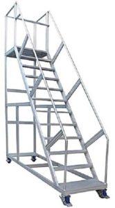 Ware House ladder