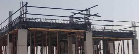 Type of scaffolding used in construction-Shoringscaffolding